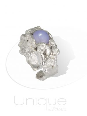 bijou-bijoux-bague-barbare-cabochon-calcedoine-argent-fait-main-paris-france-creation-unique-pierres-precieuses