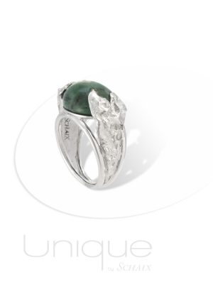 silver-ring-emerald-unique-jewel-made-in-france