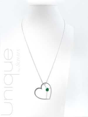 tendresse-silver-necklace-pendant-emerald-hand-made-in-france-paris